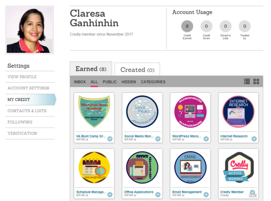 my credly badges2 e1548927138975 - Learn Online